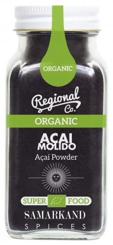 Organic Acai Powder from Brazil (Açai Powder) by Samarkand image #1