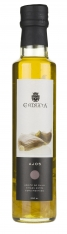Extra virgin olive oil with garlic La Chinata