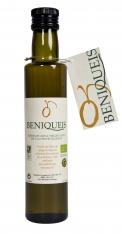 Extra virgin olive oil organic beniqueis Ribes-Oli