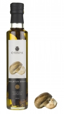 Extra virgin olive oil with porcini mushroom La Chinata