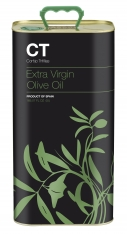 Extra virgin olive oil blend CT