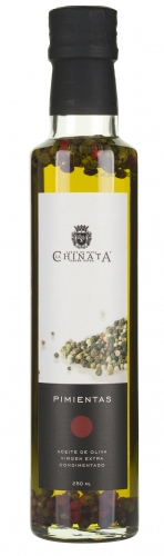 Extra virgin olive oil with pepper La Chinata image #1
