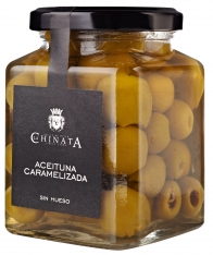 Caramelized olives La Chinata