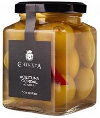 Gordal olives with chili La Chinata