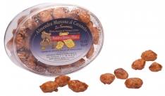 Caramel almonds Turrones Primitivo