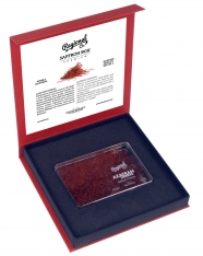 Saffron threads premium box from Regional Co.