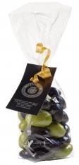 Chocolate bonbons with olive oil La Chinata