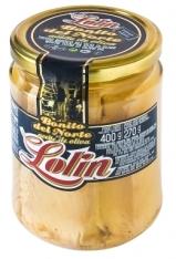 Tuna in olive oil Lolin