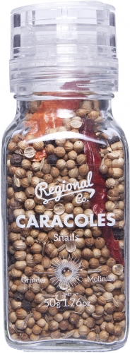 Caracoles Mix Regional Co - coriander, cumin, black pepper and cayenne image #1