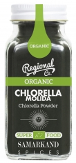 Organic Chlorella Powder by Samarkand
