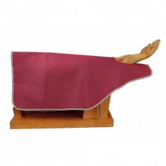Ham cover burgundy Steelblade