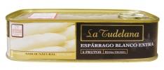 White asparagus DO Navarra La Tudelana