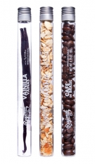 Case of 3 tubes of cocktail botanicals for Rum Regional Co.