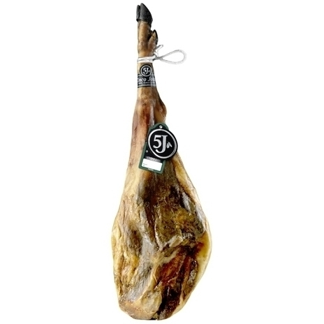 Whole 100% iberico ham acorn-fed Cinco Jotas - 5J image #1