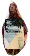 Ibérico ham 100% pure acorn-fed boneless Altadehesa
