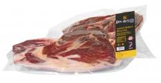 Iberico ham acorn-fed superior quality Don Agustín boneless and rindless