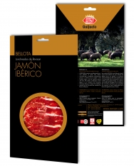 Iberico ham acorn-fed Revisan sliced