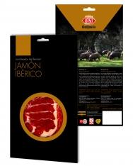 Iberico ham grass-fed Revisan sliced
