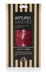 Pure 100% Iberico ham acorn-fed grand reserve Arturo Sánchez hand-cut