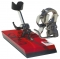 Ham stand evolution with rotating jaw 4 cm base Sagra image #2