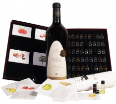 Jeroboam (double magnum, 3l) and wine aromas special Christmas selection