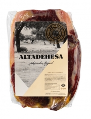 Ibérico ham 100% pure (shoulder) acorn-fed boneless Altadehesa