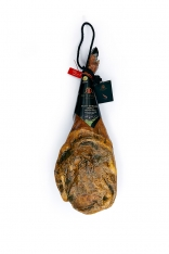 Iberico ham (shoulder) acorn-fed certified Revisan