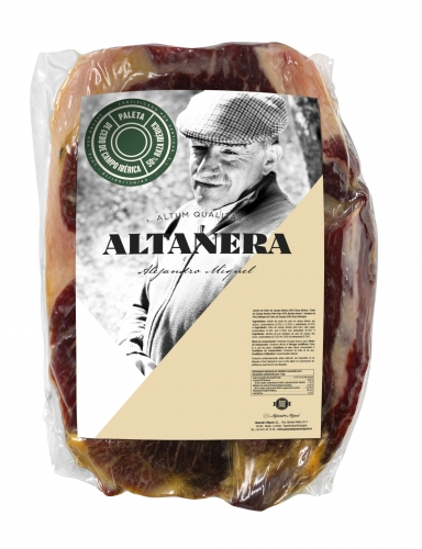 Iberico ham (shoulder) grass-fed boneless Altadehesa image #1