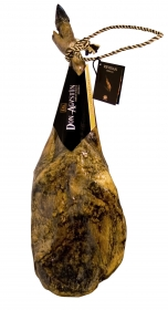 Iberico ham (shoulder) acorn-fed superior quality Don Agustín