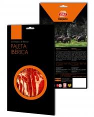 Iberico ham (shoulder) grass-fed Revisan sliced