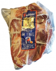 Serrano ham (shoulder) natural D.O. Teruel Pastor boneless