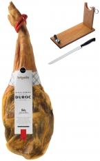 Serrano ham (shoulder) reserve duroc Artysán + ham holder + knife