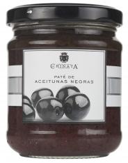 Black olive paté La Chinata