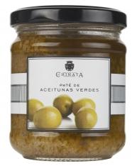 Green olive paté La Chinata
