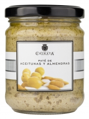 Olive and almond paté La Chinata