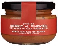 Ibérico paté with paprika La Chinata