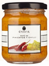 Paprika and chili paté La Chinata