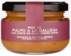 Galician octopus paté La Chinata