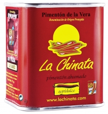 Sweet and sour smoked paprika powder La Chinata