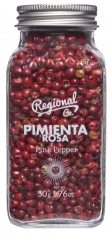 Pink peppercorns from Regional Co