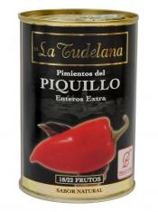 Piquillo peppers La Tudelana