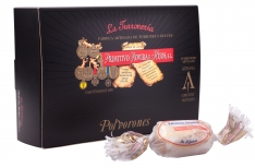 Almond shortbread Turrones Primitivo
