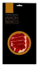 Iberico ham grass-fed Revisan sliced