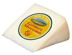 Cheese wedge in olive oil Gómez Moreno