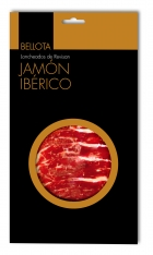 Iberico ham acorn-fed Revisan sliced