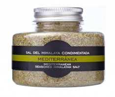 Mediterranean Himalayan salt La Chinata