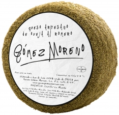 Large rosemary sheep's cheese Gómez Moreno