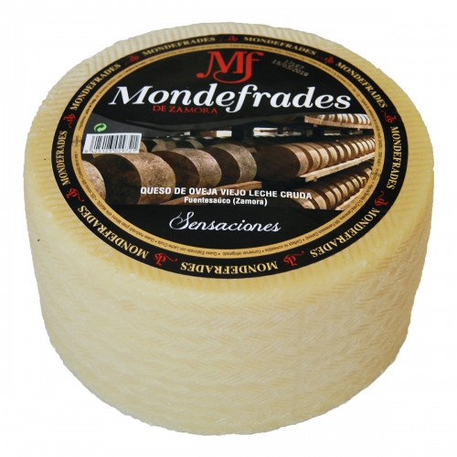 Aged Sheep Milk Cheese `Sensaciones` by Zamora Mondefrades image #1