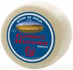 Small soft cheese Gómez Moreno