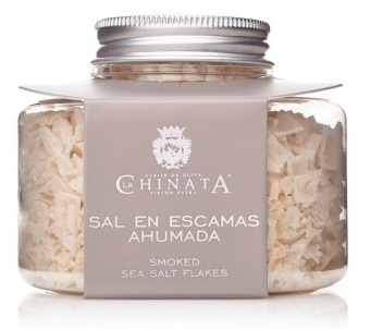 Smoked salt flakes La Chinata image #1